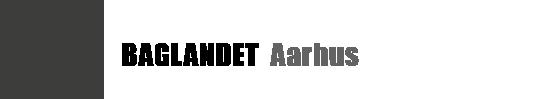 Baglandet Aarhus Logo